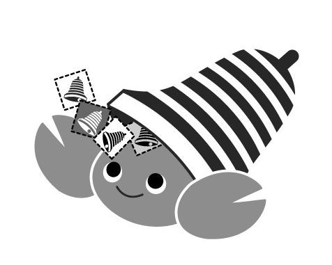 ロゴキャラクター ベルマーク教育助成財団