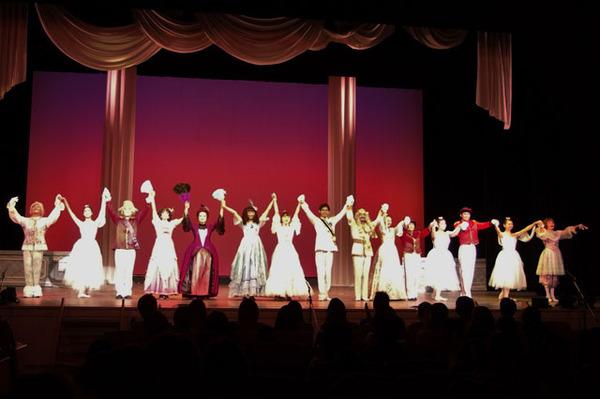 岡山県でベルマークファミリー劇場ミュージカル「シンデレラ」上演 | ベルマーク教育助成財団 ベル